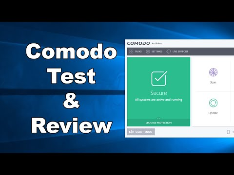 Comodo FREE Antivirus Test & Review 2019 - Antivirus Security Review