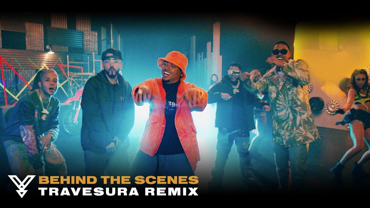Yandel - Travesuras Remix (BTS - Behind The Scenes - Detrás de Cámaras)