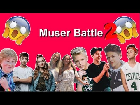 The Best ally Compilation l The muser battle 2