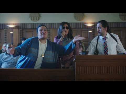 مسلسل خلصانة بشياكة - ام الزوجة تفضحه : دة مبيعرفش يا سيادة القاضي