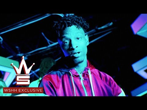 SahBabii Feat. 21 Savage Outstanding (WSHH Exclusive - Offic