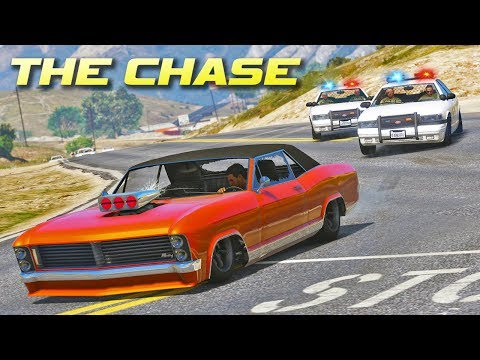 """The Chase"" - GTA 5 Action Movie"