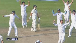 Ashes 2013 highlights, Lord