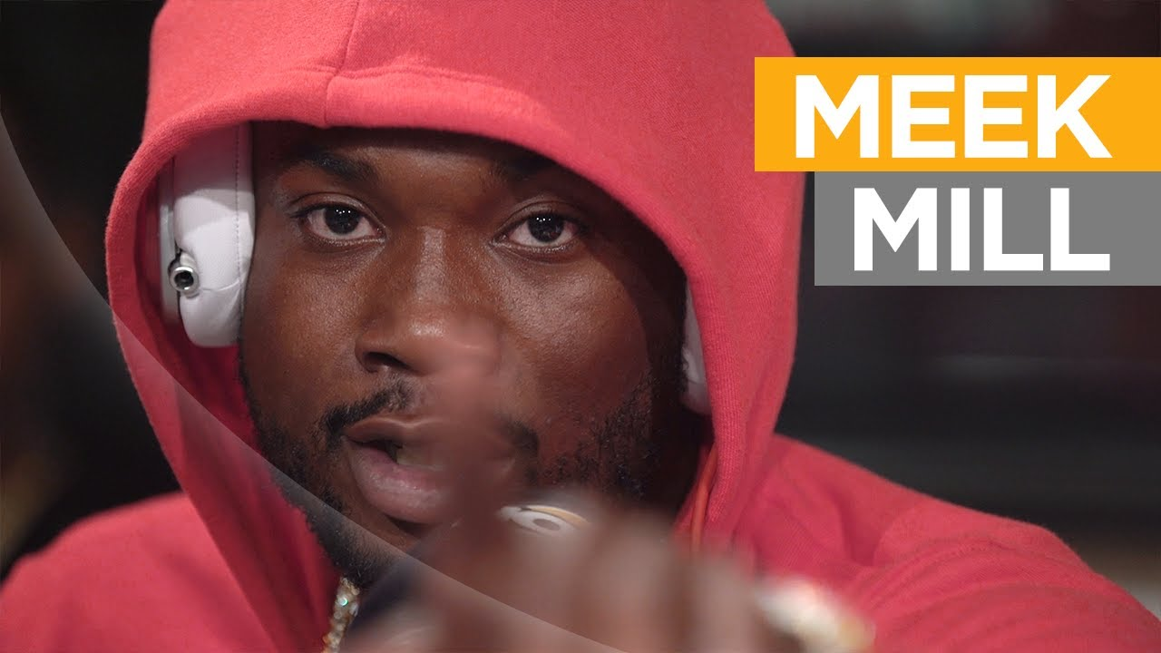 Hard: Meek Mill Freestyles With Funk Flex!