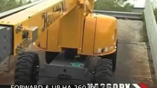 Подъемник HA 260 PX(, 2013-05-29T13:00:31.000Z)