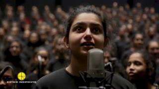Download 1000 girls shows wonderful performance on Maa Tujhe Salaam song Mp3