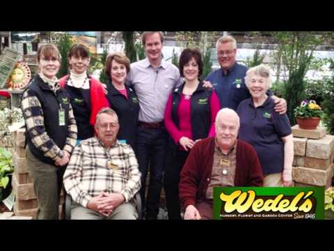 P. Allen Smith Joins Wedel's Nursery, Florist and Garden Center on WKZO's Over the Garden Fence