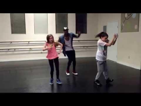 Taryn Hip Hop  The Next Episode by OTC choreography by Derrell Underwood
