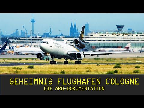 Geheimnis Kölner Flughafen ✈ Dokumentation 2016 - Doku am Freitag