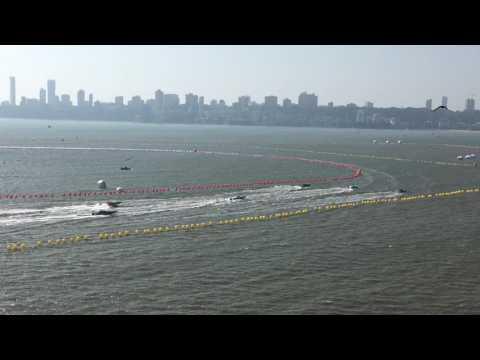 Offshore Boat Racing Mumbai March 17  IMG 7886