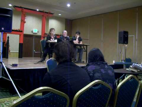 Michael McConnohie and Melodee Spevack talk about anime in Japan