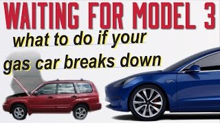 What to do if your Gas Car Breaks Down?