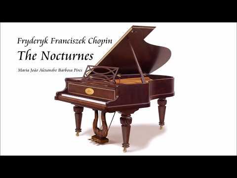 Chopin Nocturne No.14 in F sharp minor, op.48  no.2 - Maria João Pires