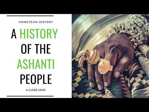A History of the Ashanti