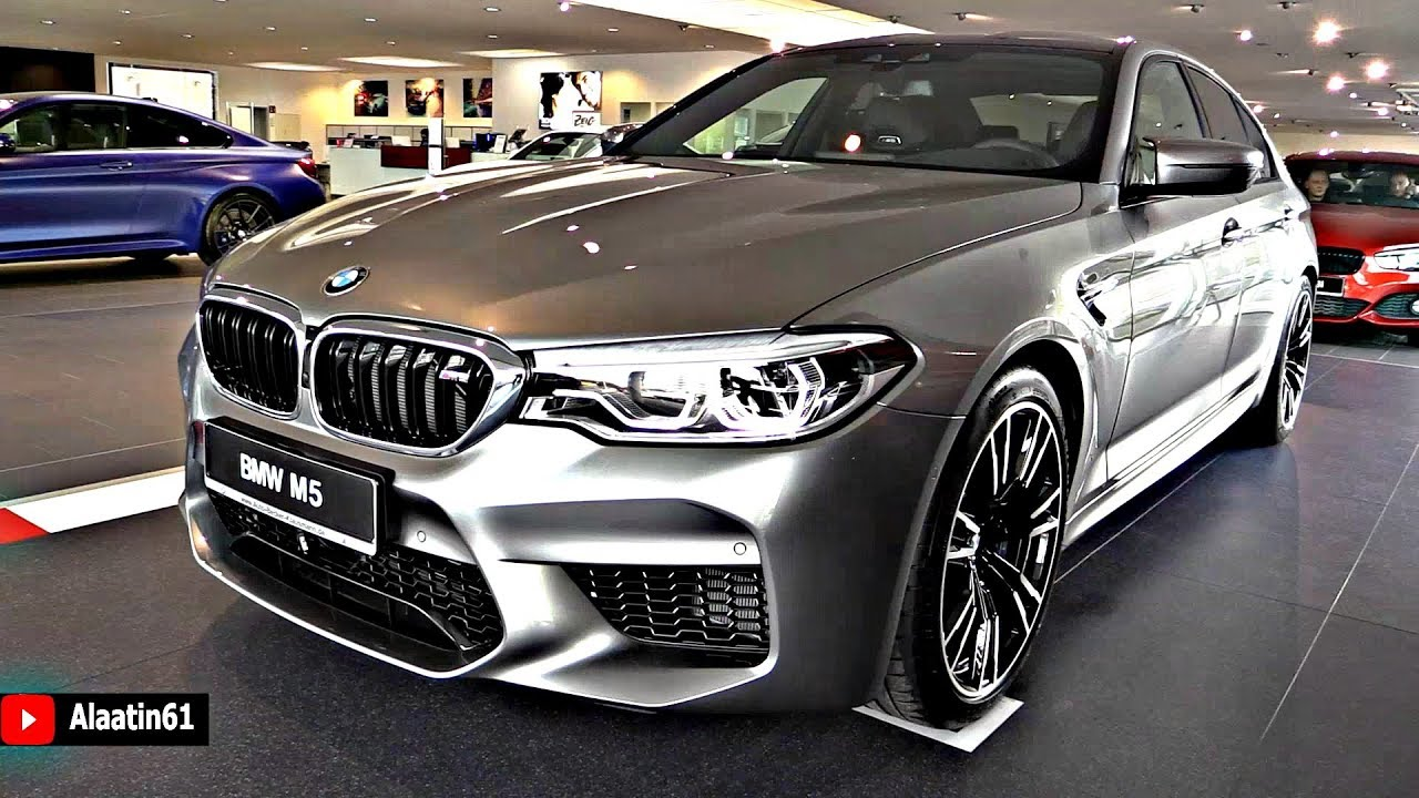 The 2018 BMW M5 XDrive Is The Fastest 5 Series NEW FULL