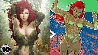 Top 10 Comic Book Characters Who Have Changed The Most