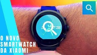 AMAZFIT STRATOS - Um dos MELHORES Smartwatches da atualidade!
