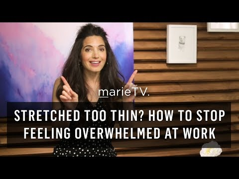 5 Steps to deal Whenever You Feel Overwhelmed