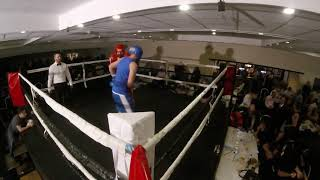 White Collar Boxing, Carlilse, White Collar Heroes, Fight 21