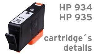HP-934 HP-935 cartridge design - HP Officejet Pro 6320, Pro 6820, Pro 6830