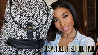 Cosmetology School Haul | Paul Mitchell