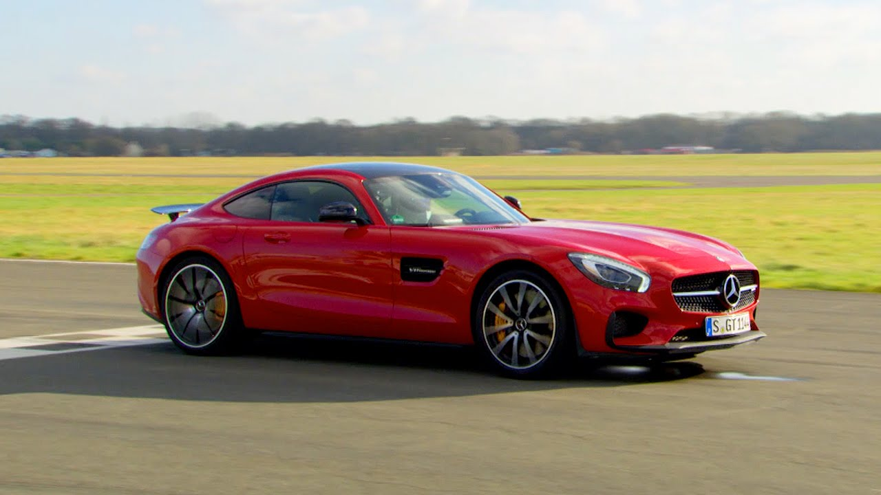 stigcam: mercedes-amg-gt s power lap - series 22, episode 4 - the