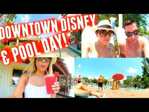 Weekend in Disney World | Day 1