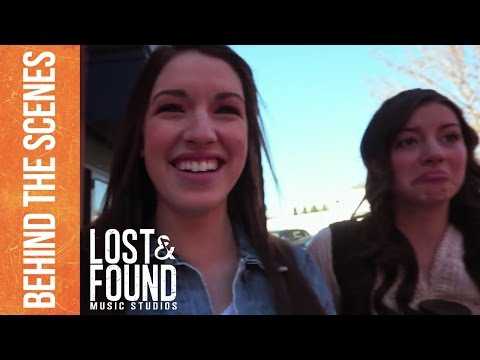 Lost & Found Music Studios - Behind the Scenes: Characters vs Actors