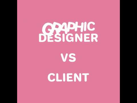 Trust Me, I'm a Designer   Graphic Designer Vs Client