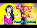 Pick a Card- SURRPISE COMING YOUR WAY-  TIMELESS- ALL SIGNS- Magic Wands Tarot