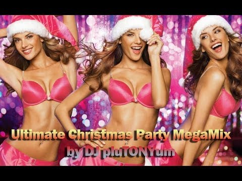 Ultimate Christmas Party MegaMix by DJ pluTONYum