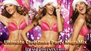 Repeat youtube video Ultimate Christmas Party MegaMix by DJ pluTONYum