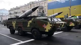 Киев. День победы 9 мая 2018 _ 2019 Военный Парад