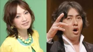 清水ミチコがナイツに秋川雅史のモノマネを指南。 2016年9月22日 ラジオ...