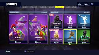 Adrm *NEW* Fortnite Item Shop Today (September 23 - September 24) | NEW CLOAKED STAR (PVE SKIN)