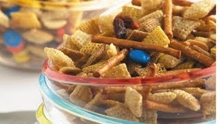 Family Favorite Party Mix Recipe