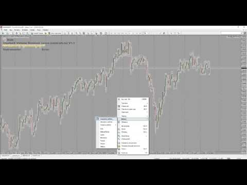 Стандартный индикатор вертикальных объемов для mt4 или МТ4