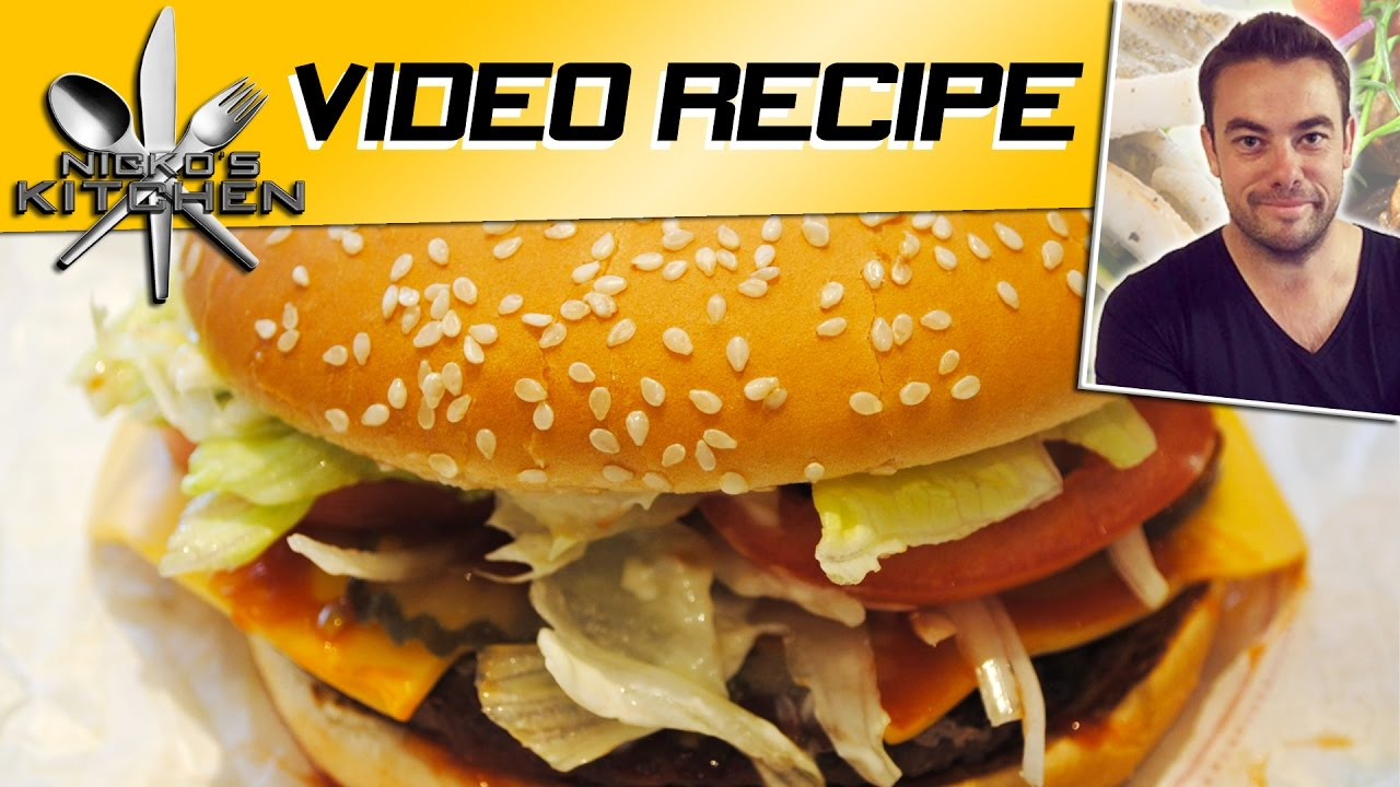 How to Make a Burger King Whopper: 5 Steps (with Pictures)