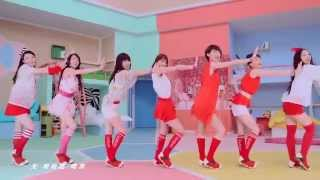 【HD】1931女子偶像組合(紅隊)-歡樂同萌會MV [Official Music Video]官方完整版
