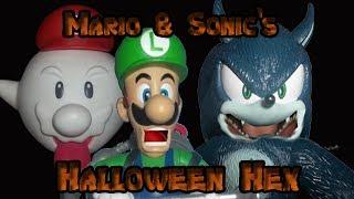 Mario & Sonic's Halloween Hex