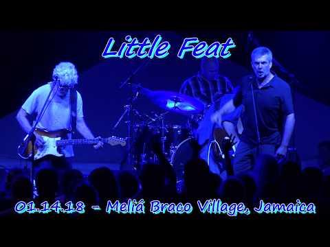 Little Feat - 011418 - Meliá Braco Village Jamaica - multi camera show