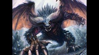 Monster Hunter World PS4 PRO - Elder Dragon ( NERGIGANTE )  SAMURAI GEAR!