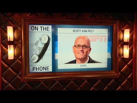 SportsCenter Host Scott Van Pelt Joins The Rich Eisen Show | Full Interview | 6/26/17