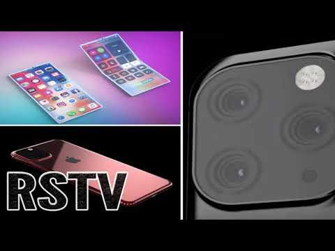 ASQUEROSO? El Nuevo IPhone 11 Se Doblará Y Tendrá Sensor De Pedos Y Aliento.