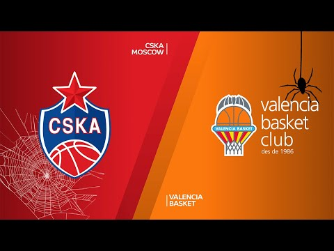 CSKA Moscow - Valencia Basket Highlights | Turkish Airlines EuroLeague, RS Round 6