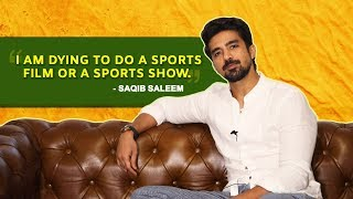 In conversation with Saqib Saleem | Rangbaaz | The Digital Hash