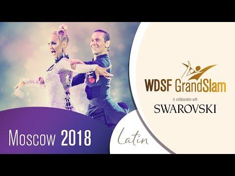 Artiushkov - Vershinina, RUS | 2018 GrandSlam LAT Moscow | R4 R