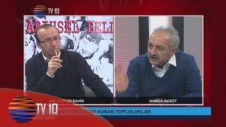 TARİHSEL BELLEK - VELİ BÜYÜKŞAHİN & HAMZA AKSÜT & SAFEVİLER VE OSMANLI - 15.01.2016