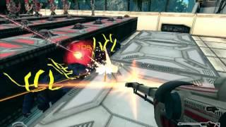 LetsPlay на игру Sanctum
