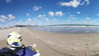 Ride With Me In 360: The Beach